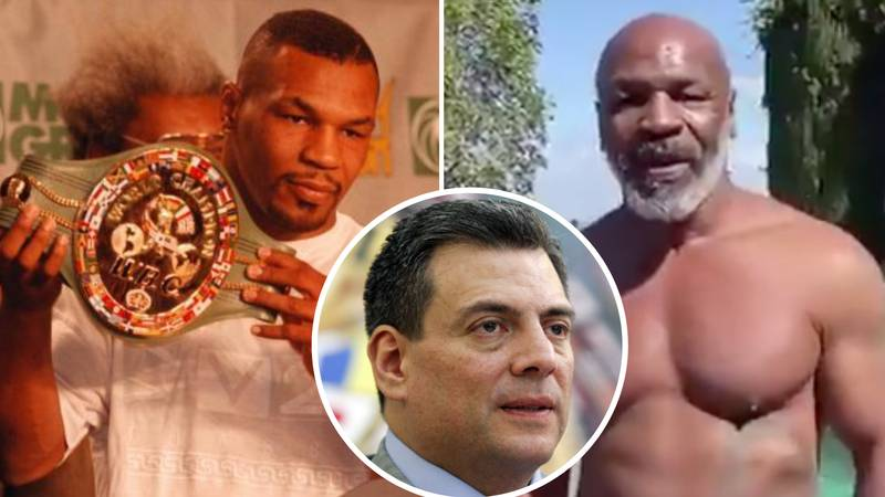 WBC President Mauricio Sulaiman Makes Shock Admission Over Mike Tyson's Boxing Comeback