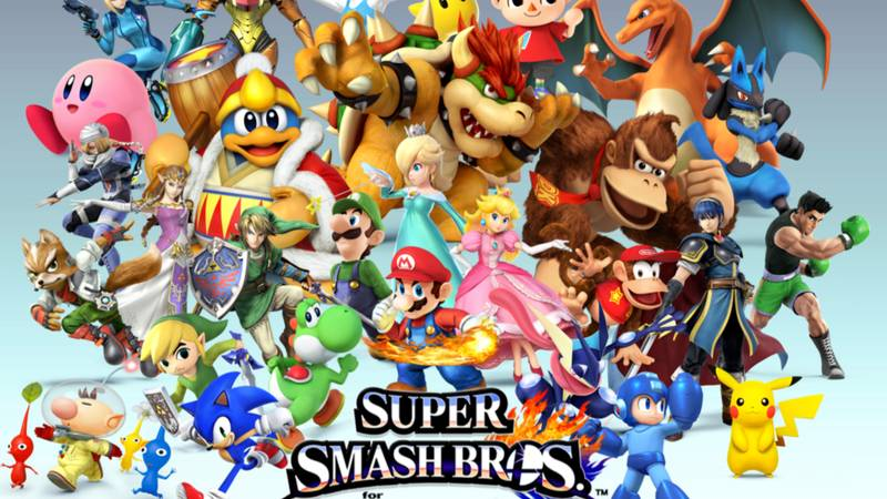 Super Smash Bros. To Hit Nintendo Switch In 2018