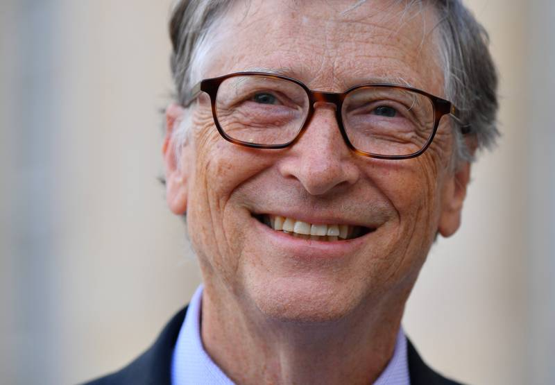 Microsoft Co-Founder Bill Gates Raised His Kids With Minimal Technology