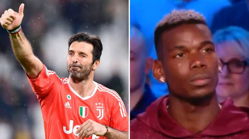Paul Pogba Reveals What Gianluigi Buffon Told Him About His Haircuts
