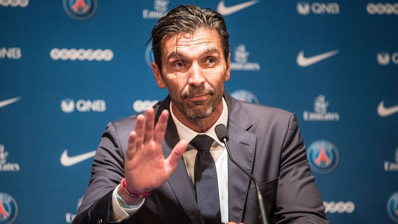 Gianluigi Buffon Didn't Have A PSG Debut To Remember