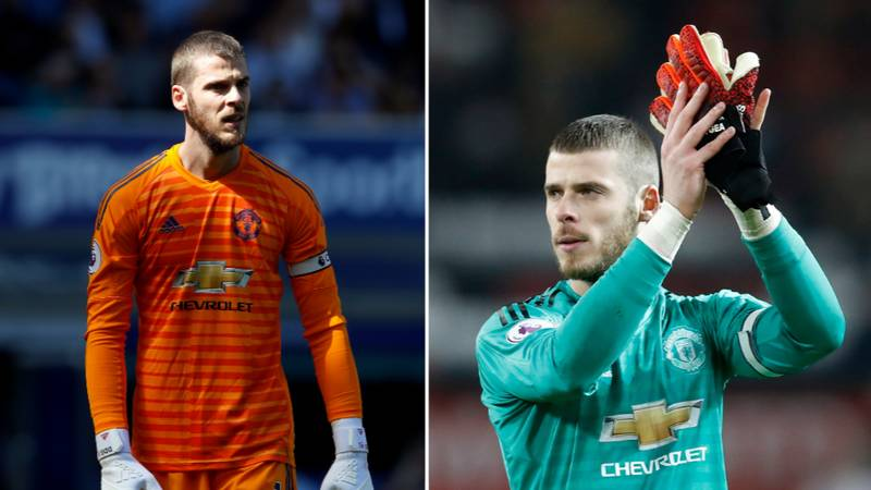 David De Gea Wants To Become Manchester United Captain Next Season