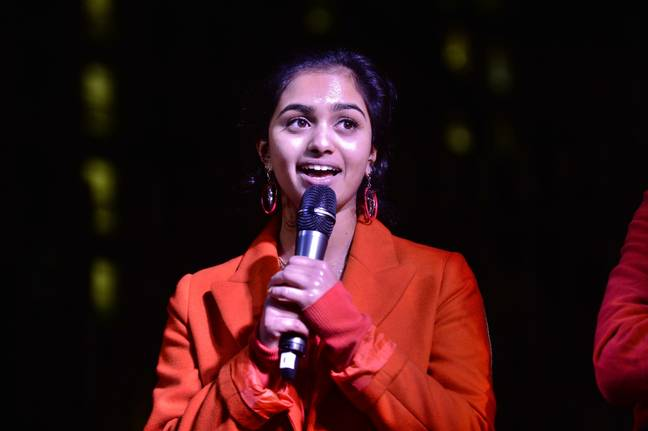 Amika George has been campaigning to end period poverty in the UK (Credit: PA)