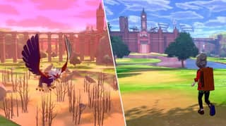 'Pokémon Sword & Shield's' Open World Area Is Absolutely Massive