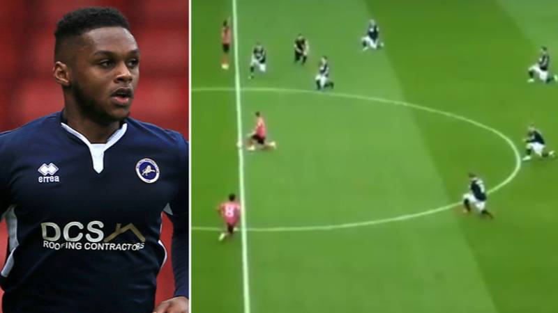 Millwall Player Mahlon Romeo Issues Emotional Statement After Fans Booed 'Taking The Knee' Gesture