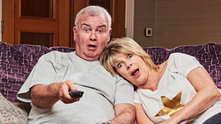 Celebrity Gogglebox Apologises To Eamonn Holmes Following 'Cruel Edit'