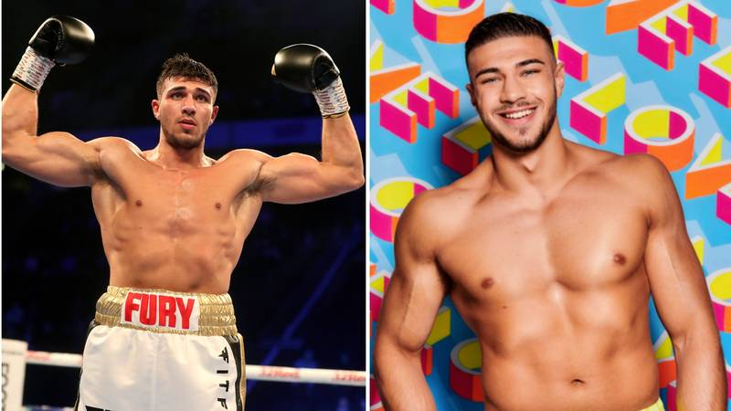 Ricky Hatton Fully Backs Tommy Fury For A Boxing Return After Love Island Appearance