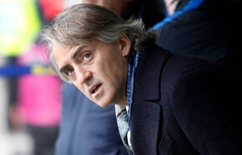 Amidst Mauro Icardi Transfer Saga, Roberto Mancini Makes Porn Confession