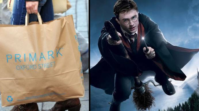 Primark Have Launched A Harry Potter T-Shirt That Is Guaranteed To Fly