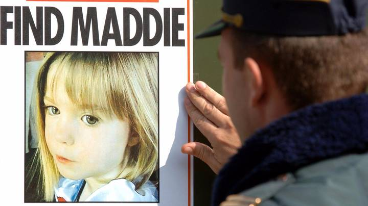Crime Expert Makes New Claim About Madeleine McCann