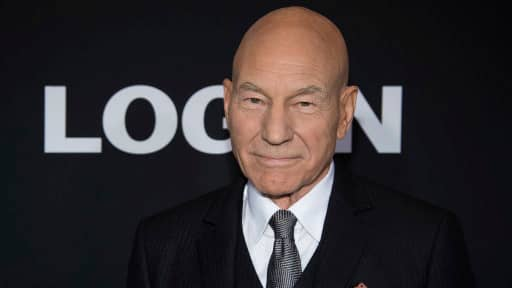 Sir Patrick Stewart Reveals That He Uses Medical Marijuana