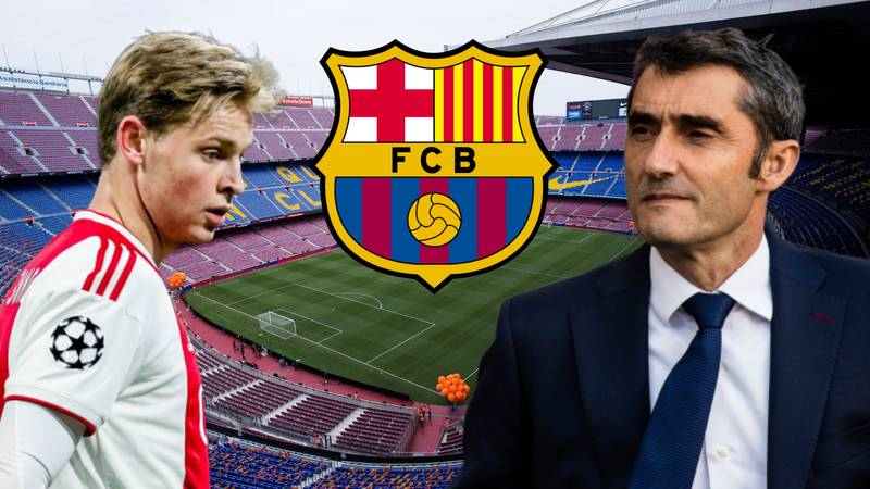 The Three Players That Barcelona Promised Frenkie De Jong Would Leave The Club