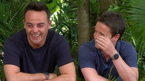 The Real Reason Ant And Dec Cover Their Watches On 'I'm A Celebrity'