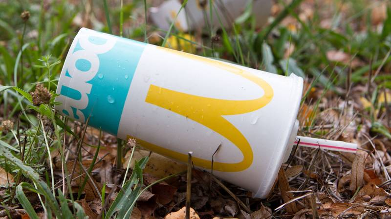 Nearly 35,000 Sign Petition For McDonald's To Bring Back Plastic Straws