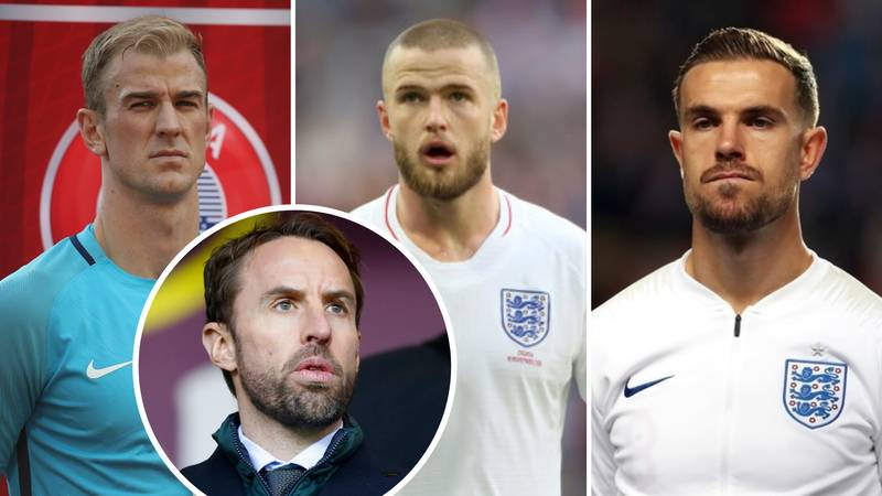 BBC Made A 2015 Prediction For England's Euro 2020 Squad