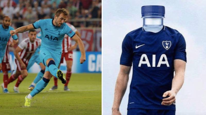 Spurs Let Two Goal Lead Slip In Champions League Game Against Olympiakos