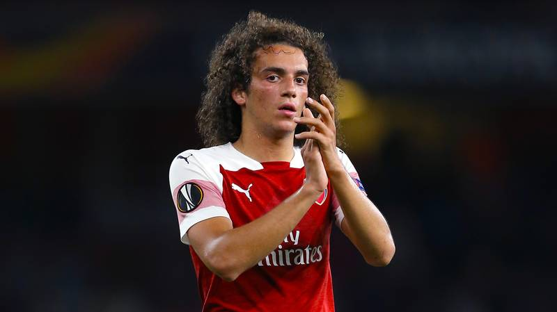 Arsenal Midfielder Matteo Guendouzi Could Earn Surprise France Call Up