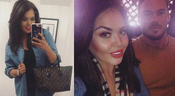Scarlett Moffatt's Boyfriend Doesn't Want Her To Have Cosmetic Procedures On Her Face