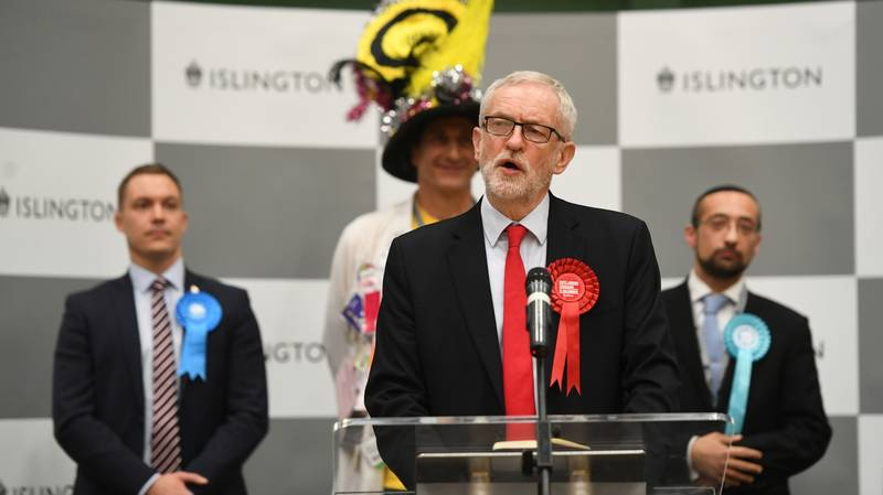 Jeremy Corbyn Will Not Lead The Labour Party At The Next General Election