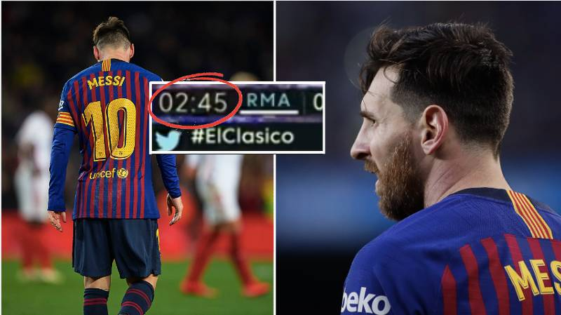 "Why Lionel Messi Ignores The Ball In The ""First Minutes"" Of A Game"