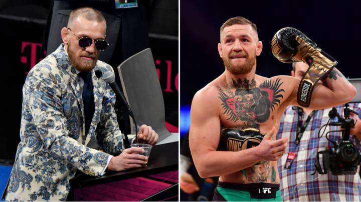 Conor McGregor Slips Down The UFC Pound-For-Pound Rankings