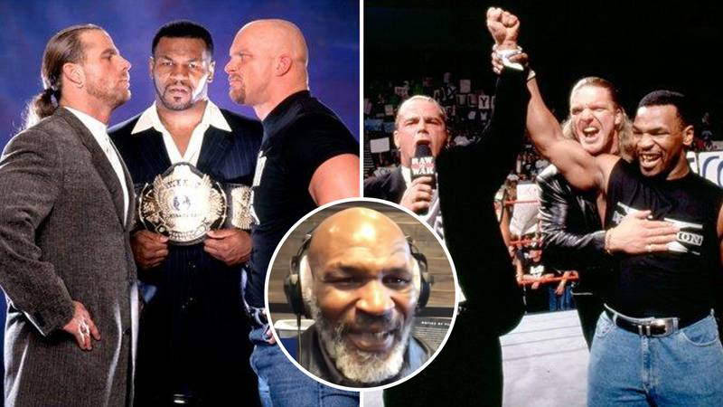 Mike Tyson Says Working With WWE Was 'Some Of The Best Times Of My Life'