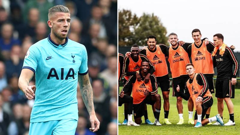"Tottenham Fans Think Toby Alderweireld Mocked The Club With ""Cheeky"" Post On Twitter"