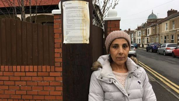Woman Says She Will Move Out Of UK Over 'Intimidating' Telephone Pole