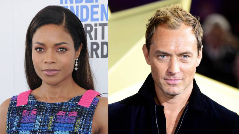 Naomie Harris And Jude Law Join Forces In New Sky And HBO Drama 'The Third Day'