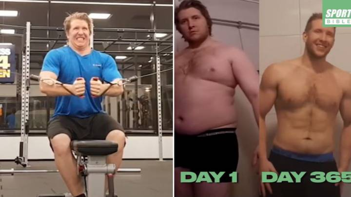 Skater Lad Undergoes Incredible Body Transformation After Online Trolls Fat Shamed Him