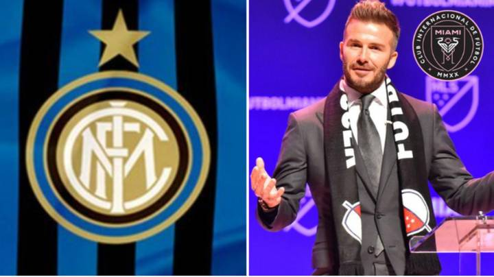 Inter Milan In Legal Battle With David Beckham Over His MLS Club Inter Miami