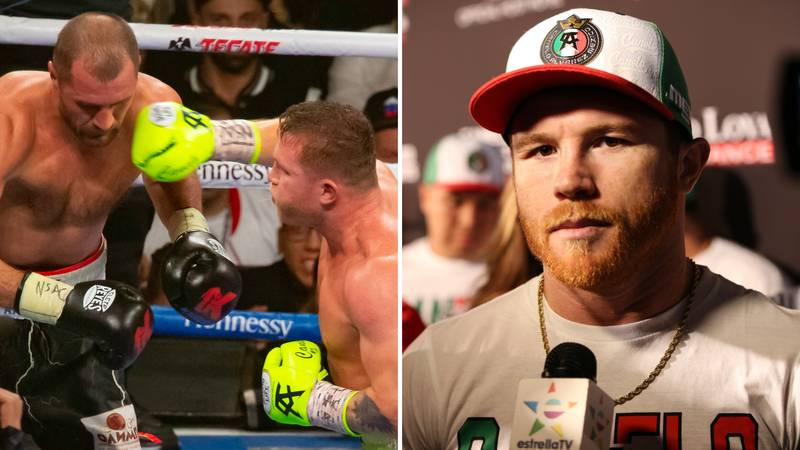 Canelo Alvarez's Four-Man Shortlist For His Next Fight Has Been Revealed