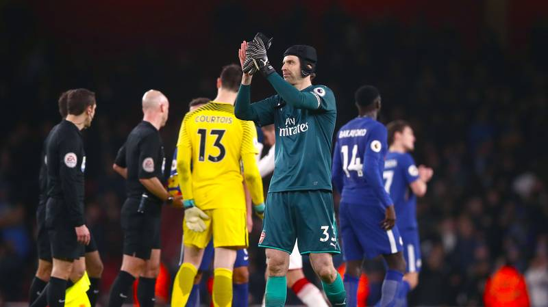 Petr Cech's Arsenal Penalty Record Is Absolutely Shocking