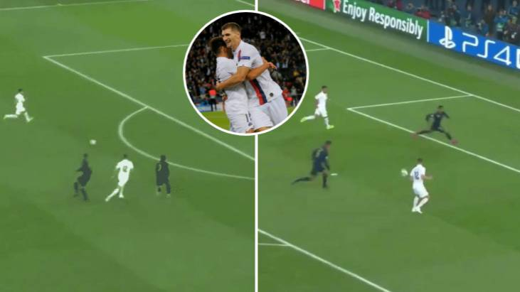 PSG Full-Backs Rub Salt Into Real Madrid Wounds With Brilliant Late Counter-Attacking Goal
