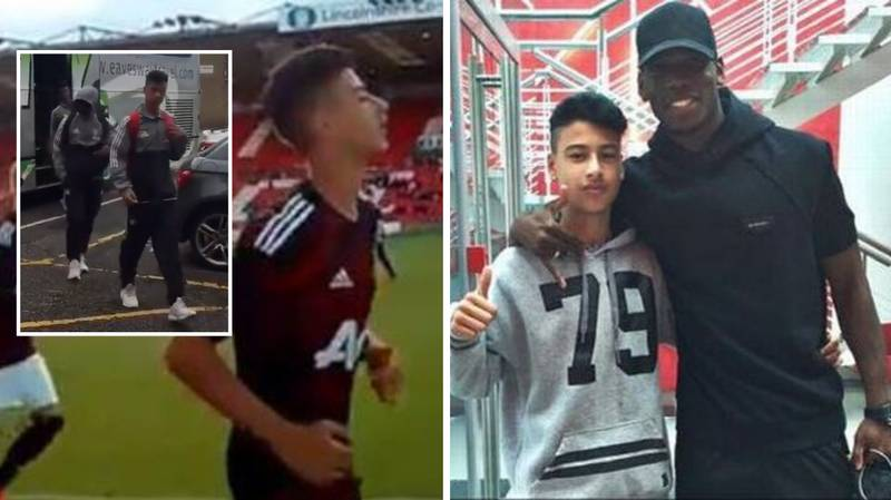 Manchester United Had Gabriel Martinelli On Trial Four Times Before Saying No