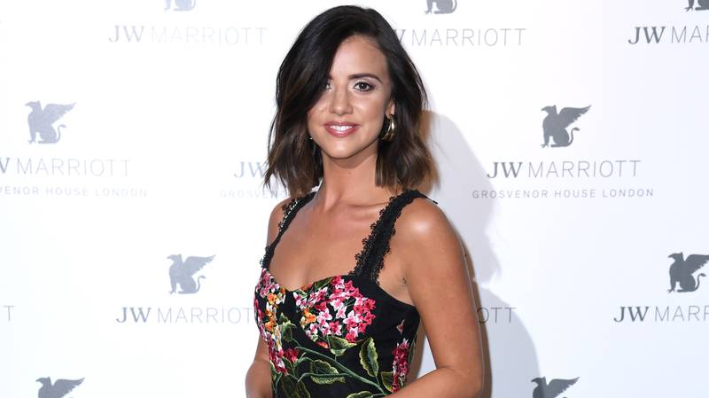 Lucy Mecklenburgh Shares Honest Snap Of Her Bloated Stomach To Instagram