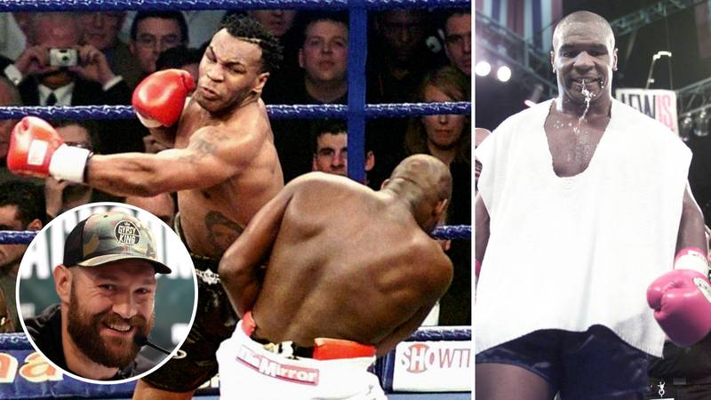 Tyson Fury Argues Prime Mike Tyson Would Have 'Smashed' Any Heavyweight Boxer