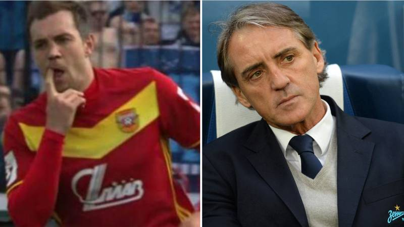 Artem Dzyuba Went To Great Lengths To Exact Revenge On Roberto Mancini