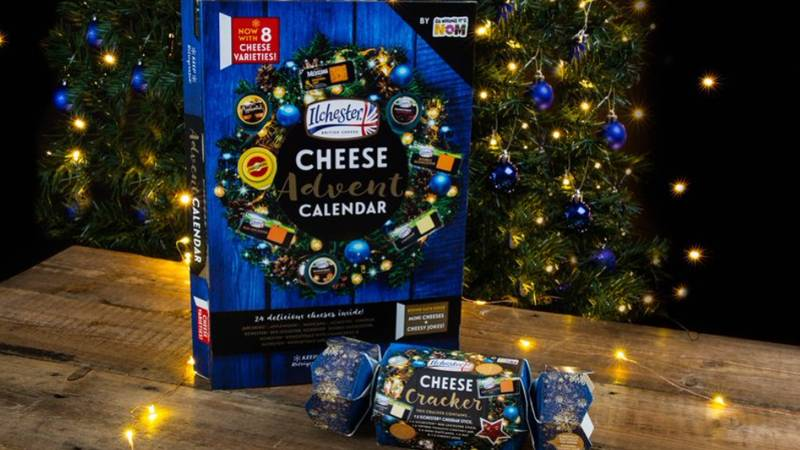 Good News, Cheese Advent Calendars Are Back For 2019