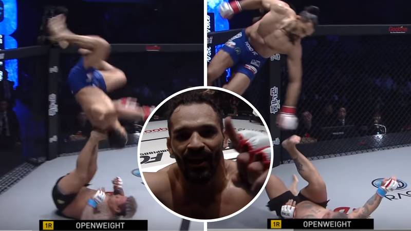 Michel Pereira vs. Dae Sung Kim Was One Of MMA's Craziest Fights