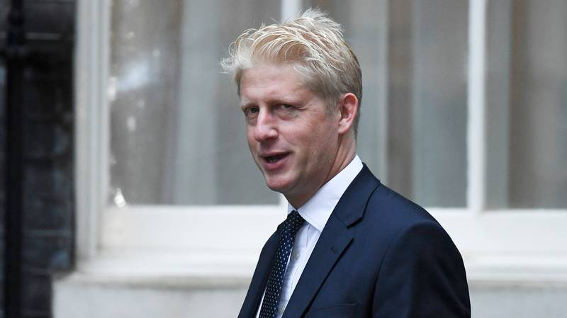 Boris Johnson's Brother Jo Johnson Has Quit The Government