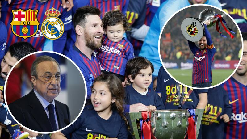 Barcelona Have Surpassed Real Madrid In Their Trophy Haul Thanks To Lionel Messi's Exploits