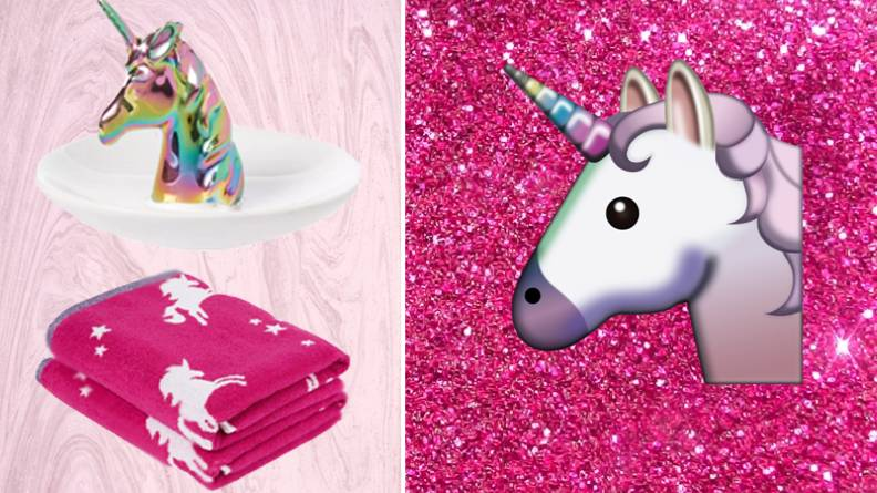 ASDA's Launched Even More Unicorn Homeware And It's All So Dreamy