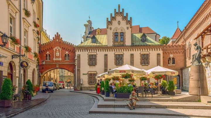 Krakow Voted Best Destination For A City Break For Third Year Running