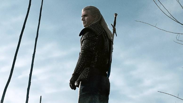Netflix Offers First Look At Henry Cavill As Geralt Of Rivia In The Witcher