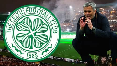 Jose Mourinho Names Celtic As The Toughest Team He's Ever Faced
