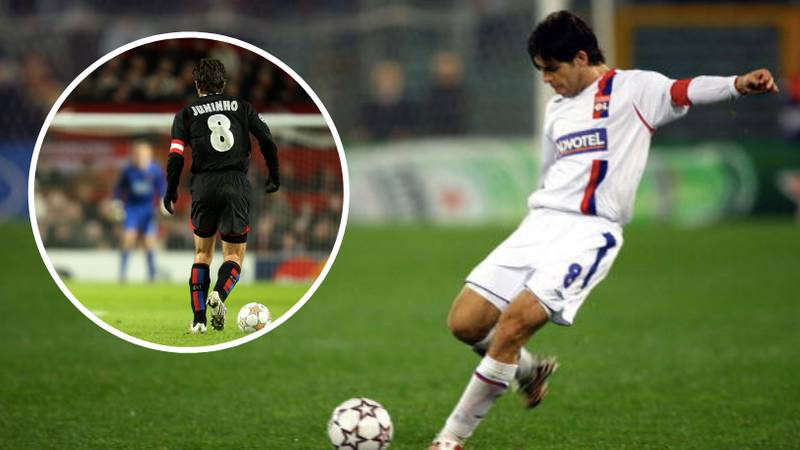 Juninho Pernambucano Is Statistically The Greatest Free-Kick Taker Ever