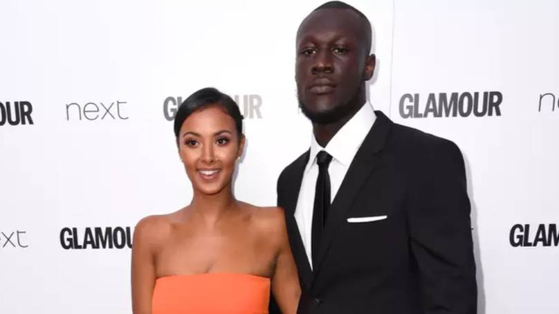 Stormzy Says He Didn't Cheat On His Ex Maya Jama
