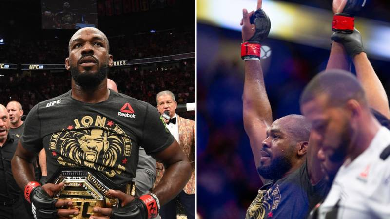 Now Is The Time For Jon Jones To Move Up To Heavyweight