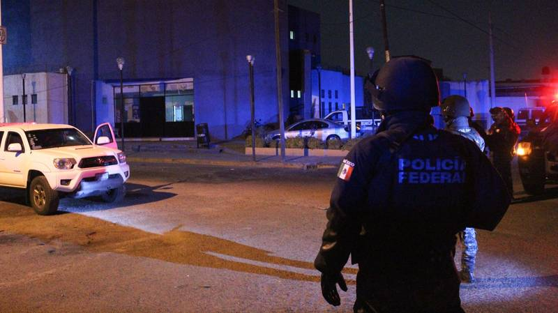 Mexican Cartel Storms Police Station Killing Three Officers